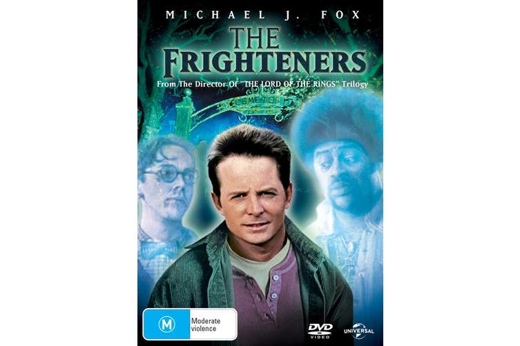 The Frighteners DVD Region 4