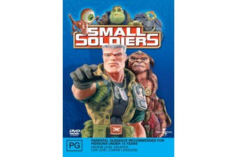 Small Soldiers DVD Region 4
