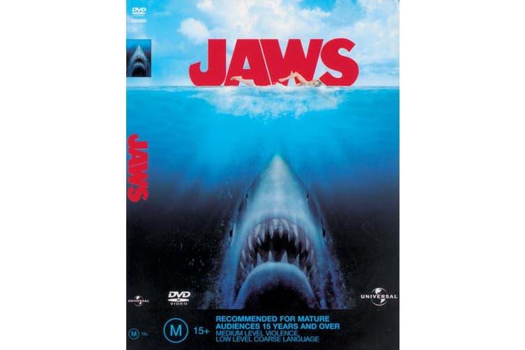 Jaws DVD Region 4