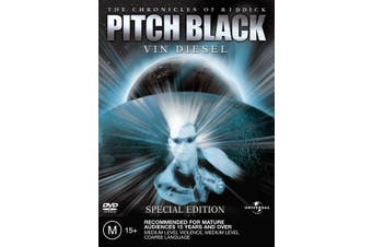 Pitch Black DVD Region 4