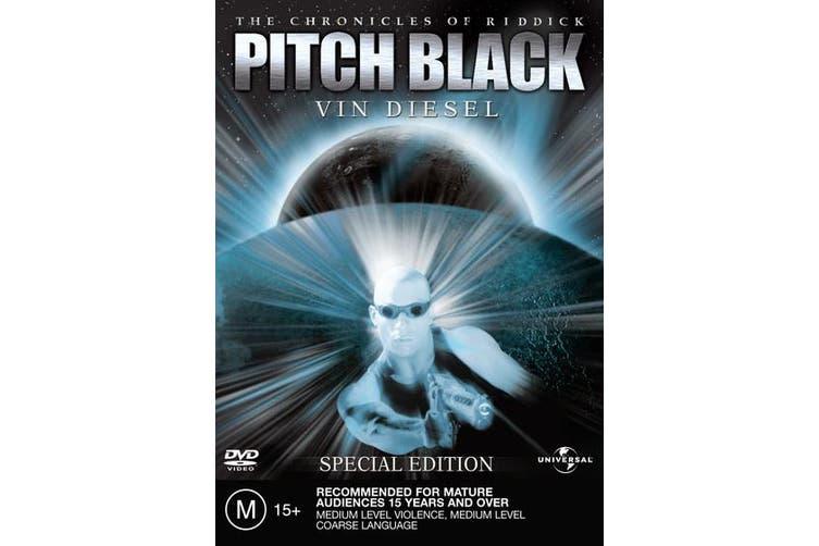 Pitch Black DVD Region 4