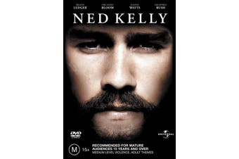 Ned Kelly DVD Region 4