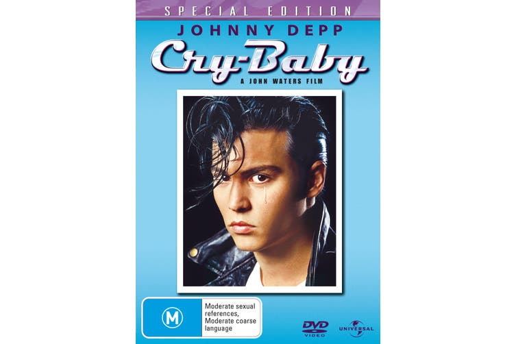 Cry Baby DVD Region 4