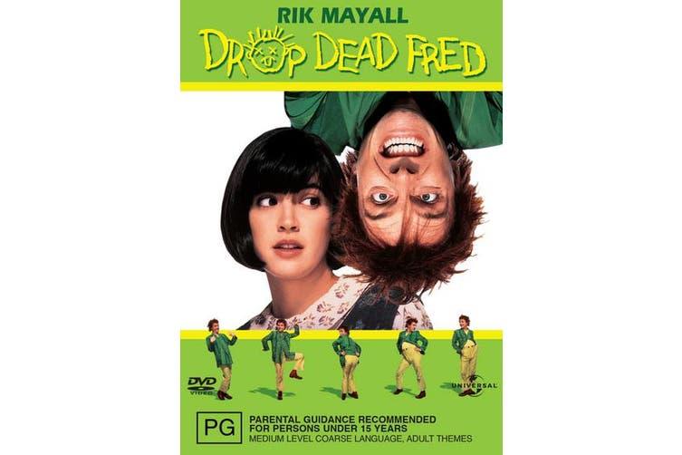Drop Dead Fred DVD Region 4