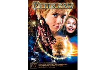 Peter Pan DVD Region 4
