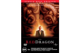 Red Dragon DVD Region 4