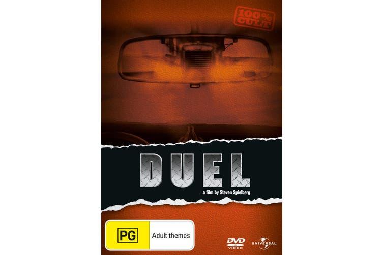 Duel DVD Region 4