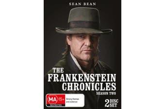 The Frankenstein Chronicles Series 2 DVD Region 4