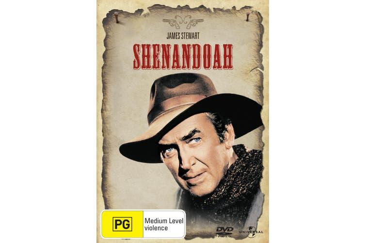 Shenandoah DVD Region 4