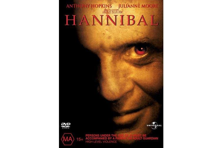 Hannibal DVD Region 4