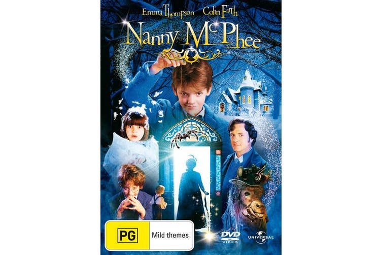 Nanny McPhee DVD Region 4