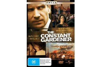 The Constant Gardener DVD Region 4
