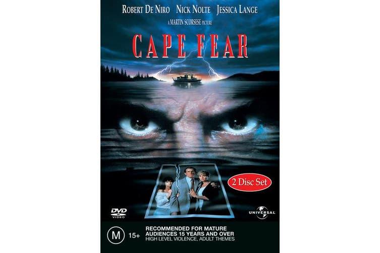 Cape Fear DVD Region 4
