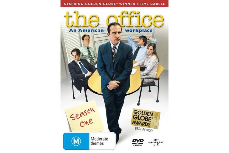 The Office An American Workplace Season 1 DVD Region 4