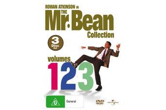 Mr Bean Series 1 Volumes 1-4 DVD Region 4
