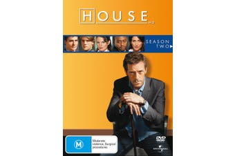 House Season 2 DVD Region 4