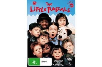 The Little Rascals DVD Region 4
