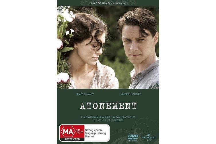 Atonement DVD Region 4