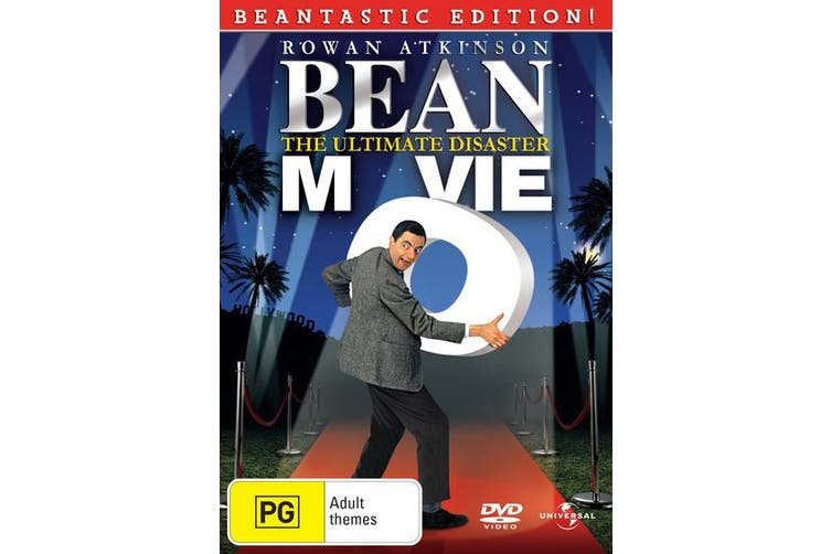 Bean The Ultimate Disaster Movie DVD Region 4