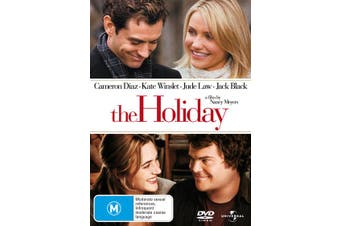 The Holiday DVD Region 4