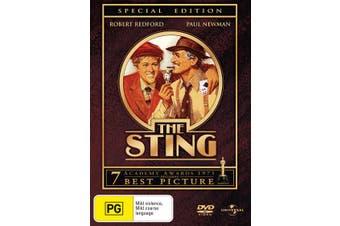 The Sting DVD Region 4