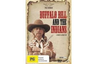 Buffalo Bill and the IndiansOr Sitting Bulls History Lesson DVD Region 4