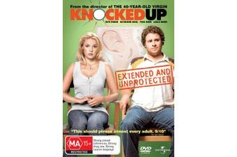 Knocked Up DVD Region 4