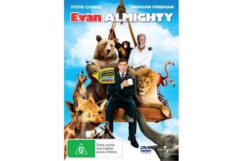Evan Almighty DVD Region 4