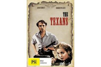 The Texans DVD Region 4