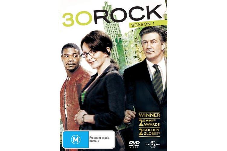 30 Rock Season 1 DVD Region 4