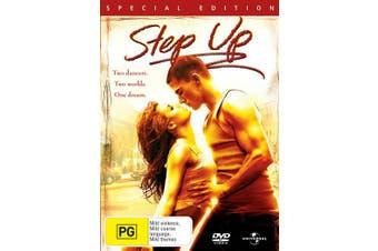 Step Up DVD Region 4