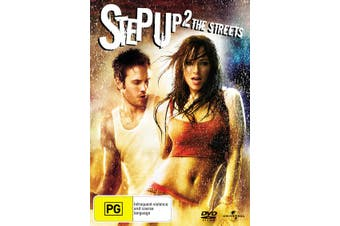 Step Up 2 The Streets DVD Region 4