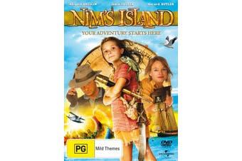 Nims Island DVD Region 4