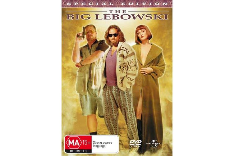 The Big Lebowski DVD Region 4