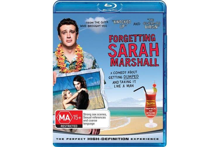Forgetting Sarah Marshall Blu-ray Region B