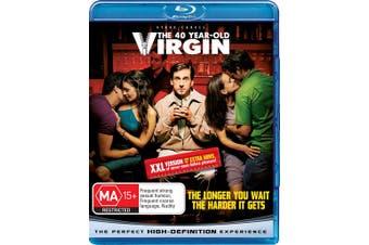 The 40 Year old Virgin Blu-ray Region B