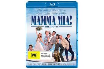 Mamma Mia Blu-ray Region B