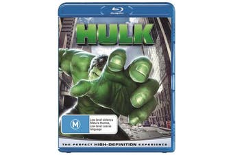 Hulk Blu-ray Region B