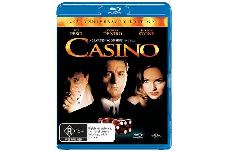 Casino Blu-ray Region B