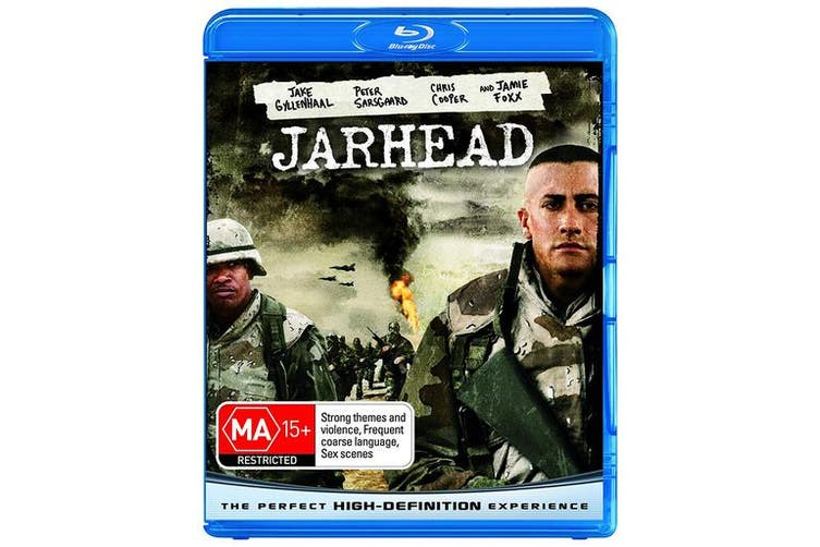 Jarhead Blu-ray Region B