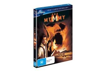 The Mummy Blu-ray Region B