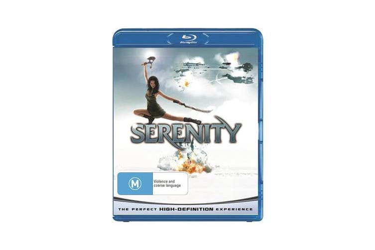 Serenity Blu-ray Region B