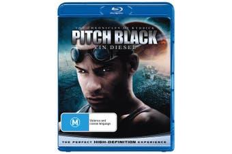 Pitch Black Blu-ray Region B