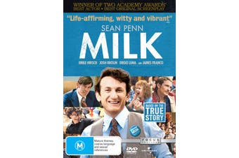 Milk DVD Region 4