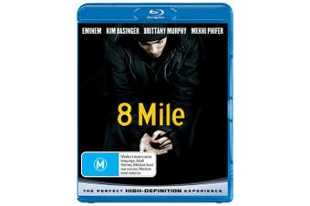 8 Mile Blu-ray Region B