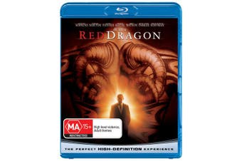 Red Dragon Blu-ray Region B