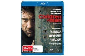Children of Men Blu-ray Region B