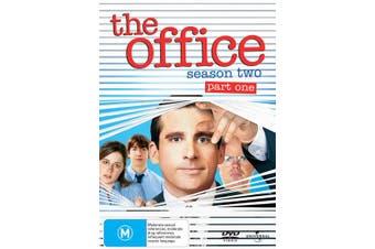 The Office An American Workplace Season 2 Part One DVD Region 4