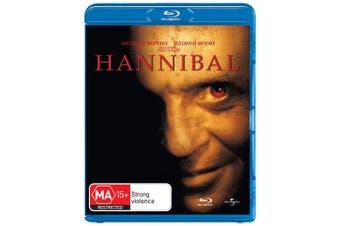 Hannibal Blu-ray Region B