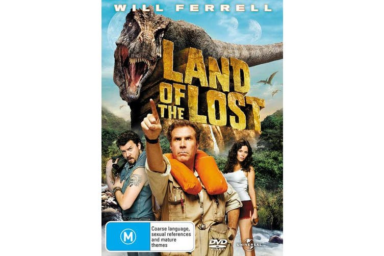Land of the Lost DVD Region 4